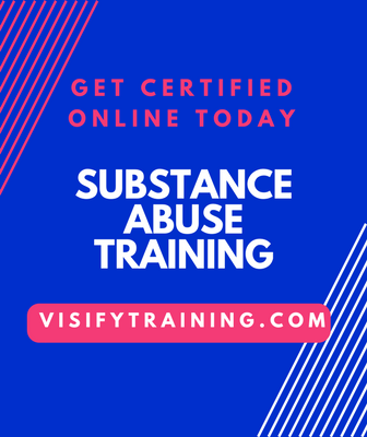 Subnstance Abuse Training Online